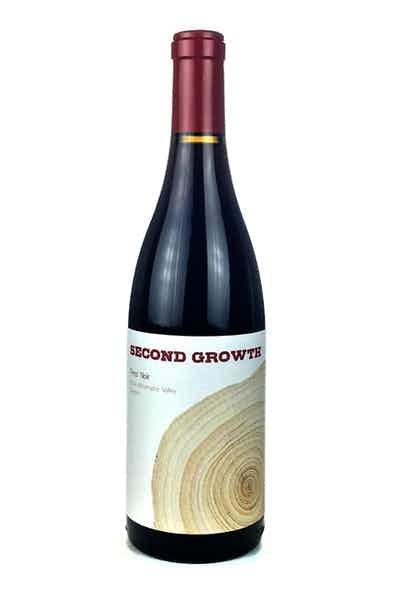 Second Growth Willamette Pinot Noir .
