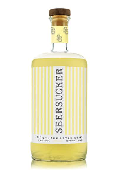 Seersucker Southern Style Lemonade Gin