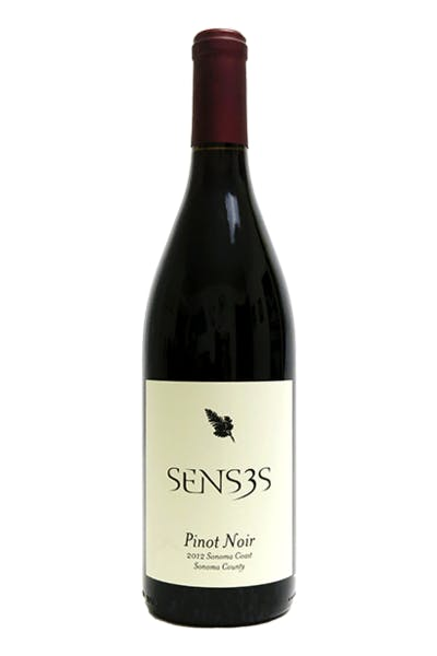 Senses Sonoma Coast Pinot Noir