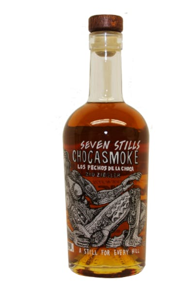 Seven Stills Chocasmoke Oatmeal Stout Whiskey