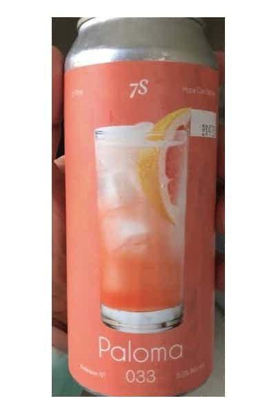 Seven Stills 'Paloma' Kettle Sour Ale W/ Grapefruit