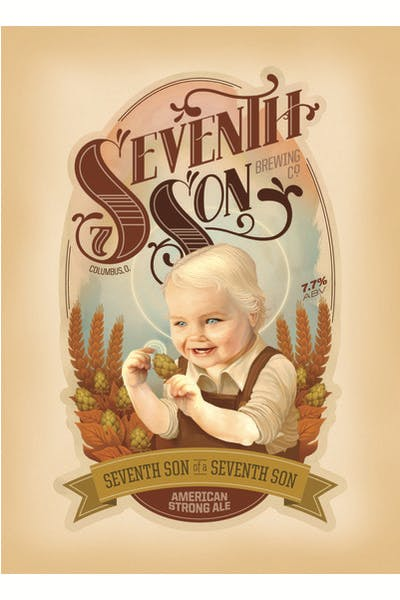 Seventh Son Humulus Nimbus Super Pale Ale