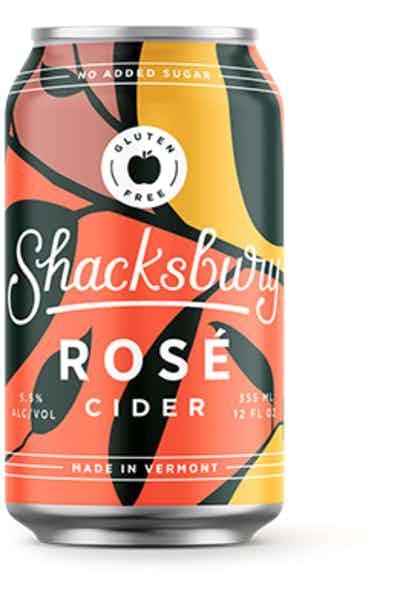 Shacksbury Cider Rosé