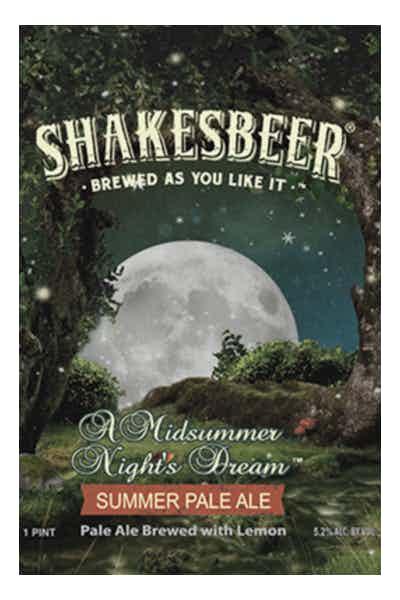 Shakesbeer A Midsummer Night's Dream