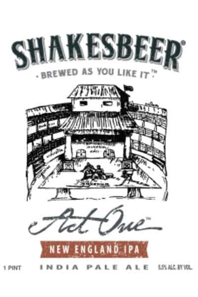 Shakesbeer Act One IPA