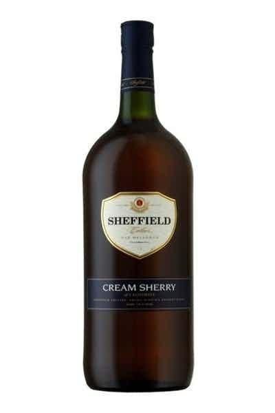 Sheffield Cream Sherry
