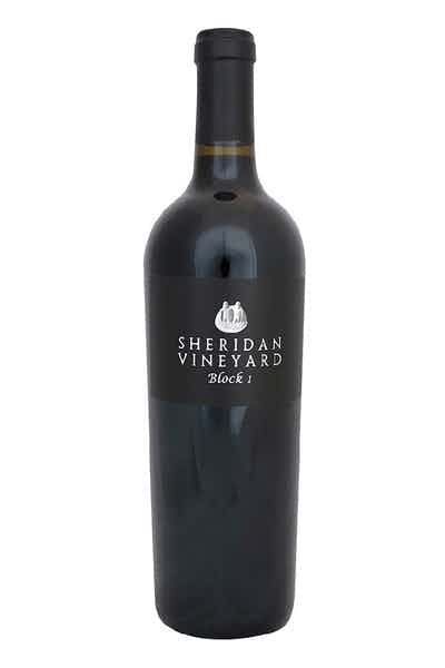 Sheridan Cabernet Block One Yakima