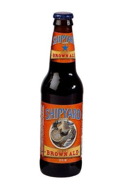 Shipyard Brewer's Choice Special Brown Ale