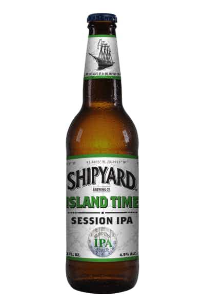 Shipyard Island Time IPA