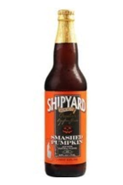 Shipyard Pugsley's Smashed Pumpkin
