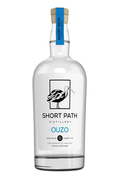 Short Path Distillery Ouzo