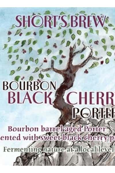Shorts Bourbon Barrel Aged Black Cherry Porter