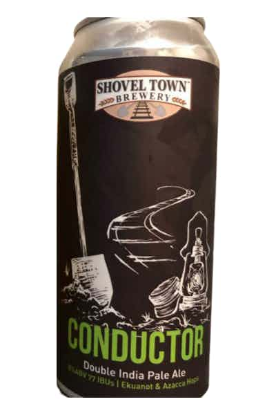 Shovel Town Conductor Double IPA