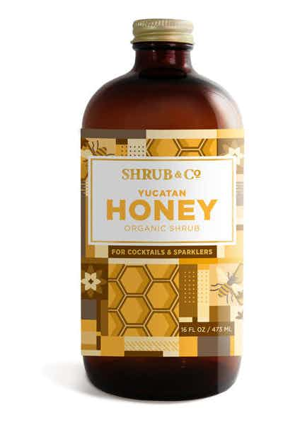 Shrub & Co. Yucatan Honey Shrub