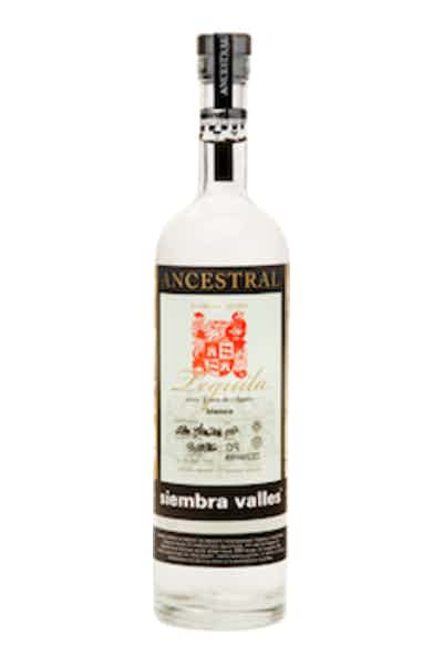 Siembra Valles Ancestral Tequila