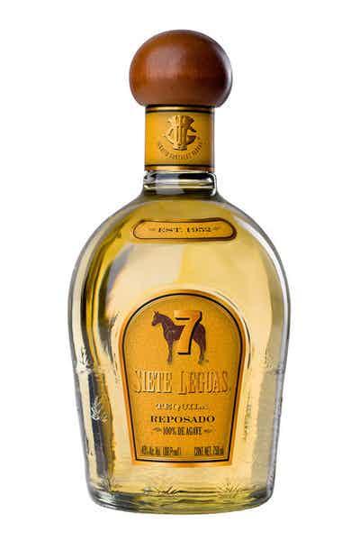 Siete Leguas Tequila Reposado