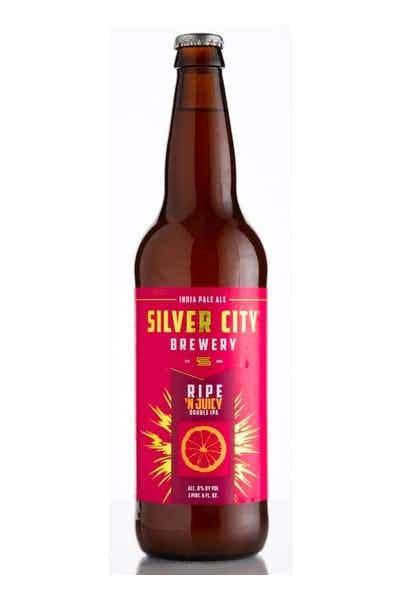 Silver City Ripe 'N Juicy Double IPA