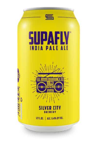 Silver City Supa Fly IPA