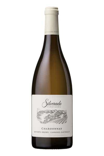 Silverado Vineyards Chardonnay Carneros