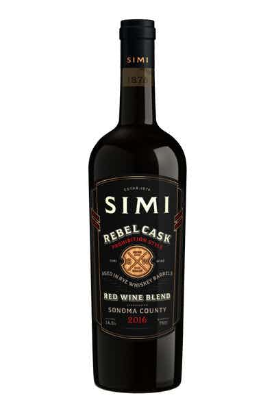 SIMI Sonoma County Rebel Cask Red Blend