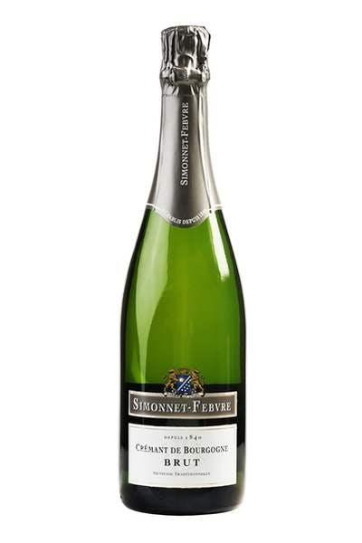 Simmonnet-Febvre Cremant de Bourgogne Brut
