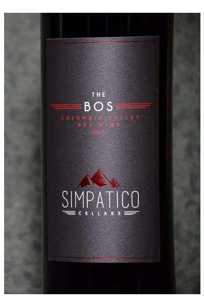 Simpatico The Bos Columbia Valley Red Wine