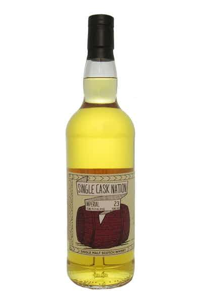 Single Cask Nation Imperial Scotch 23 Year