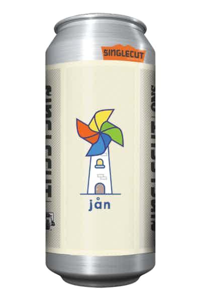SingleCut Jan Alpine White Lager