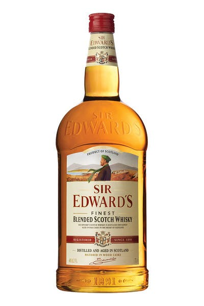 Sir Edward's Blended Smoky Scotch