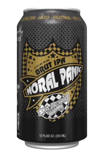 Ska Brewing Moral Panic Brut IPA