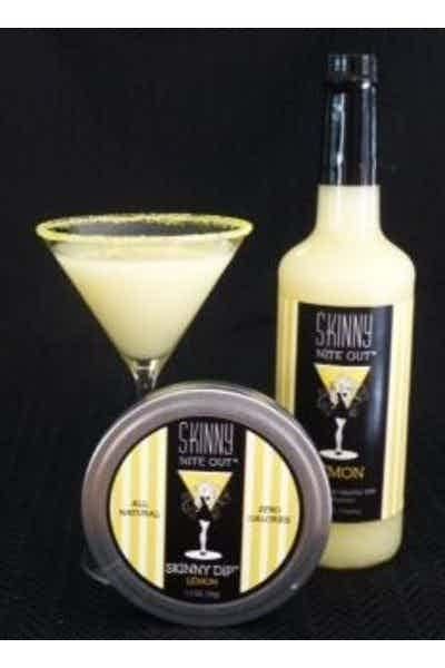 Skinny Nite Out Lemon Martini Mix