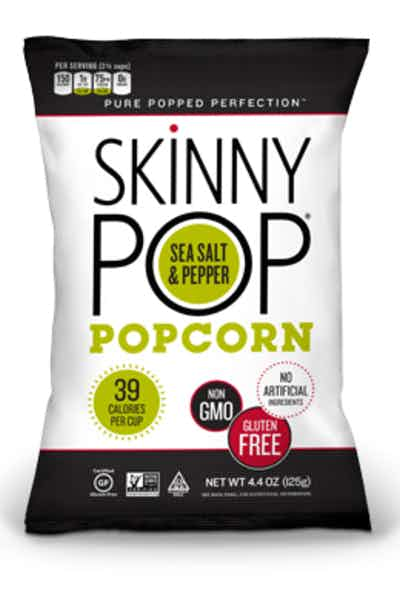 Skinny Pop Sea Salt & Pepper