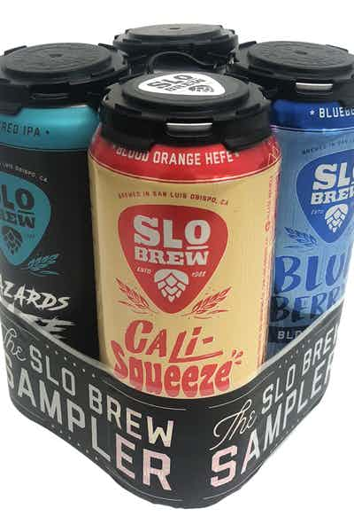 SLO Brew Sampler Variety Pack