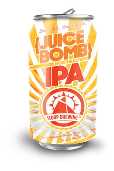 Sloop Brewing Juice Bomb IPA