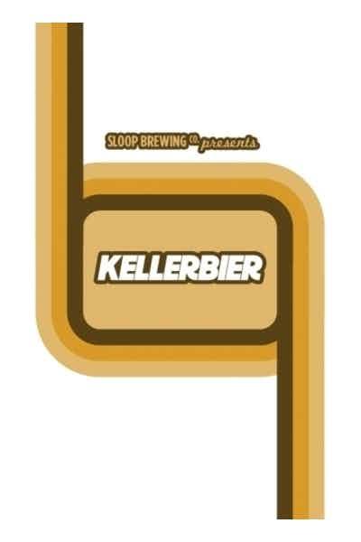 Sloop Brewing Kellerbier
