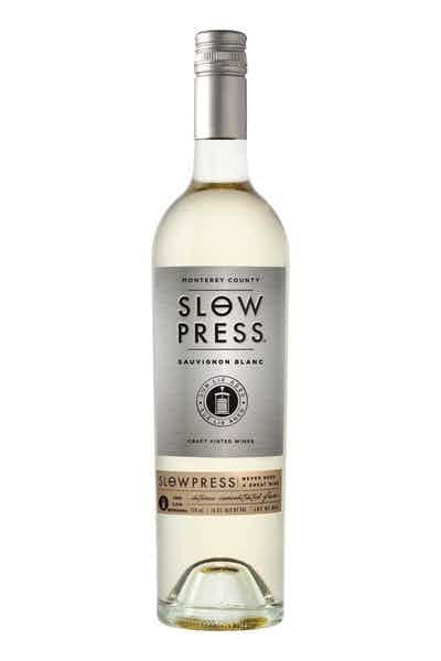 Slow Press Sauvignon Blanc White Wine - 750ml, Monterey County, California
