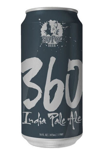 Sly fox 360 IPA