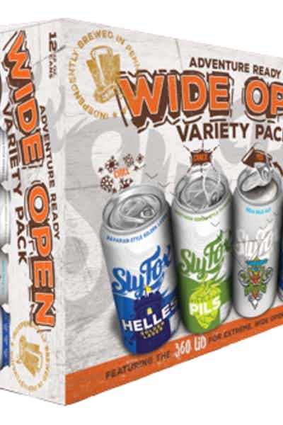 Sly Fox Wide-Open Variety Pack