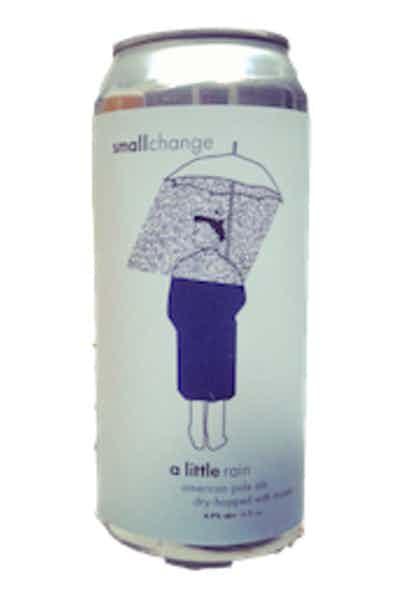 Small Change A Little Rain Pale Ale