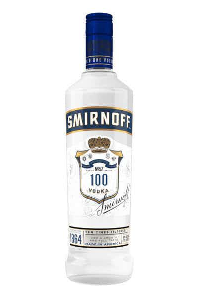 Smirnoff No. 57 100 Proof Vodka