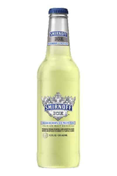 Smirnoff Ice Blueberry Lemonade
