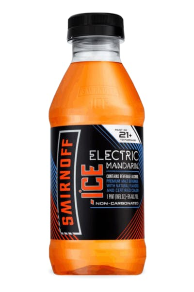 Smirnoff Ice Electric Mandarin