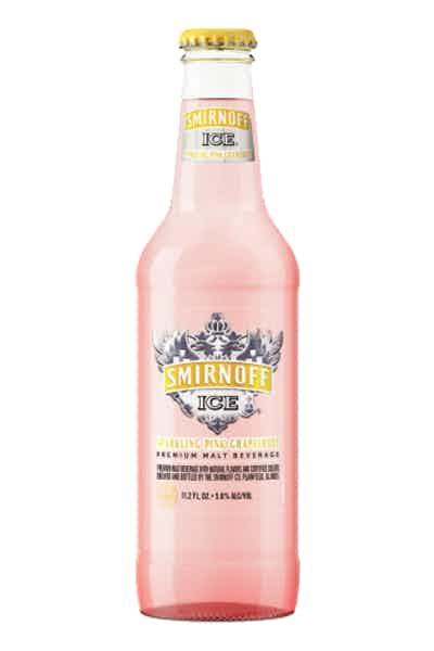Smirnoff Ice Pink Grapefruit