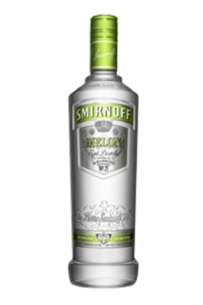 Smirnoff Melon Vodka [Discontinued]