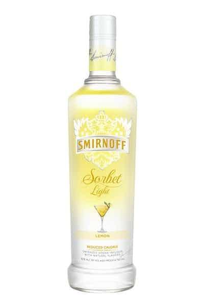 Smirnoff Sorbet Light Lemon