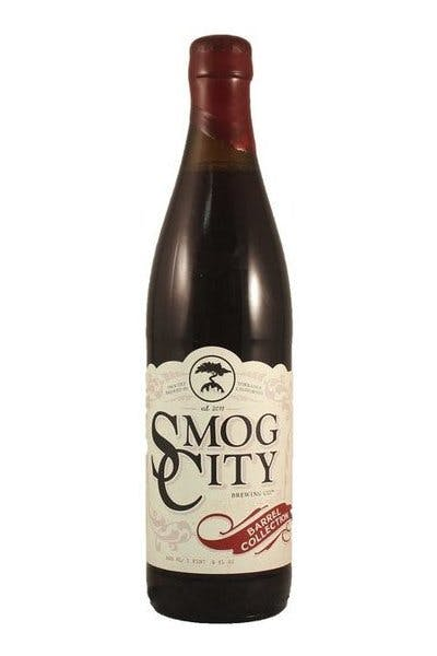 Smog City Bourbon Barrel Aged OE