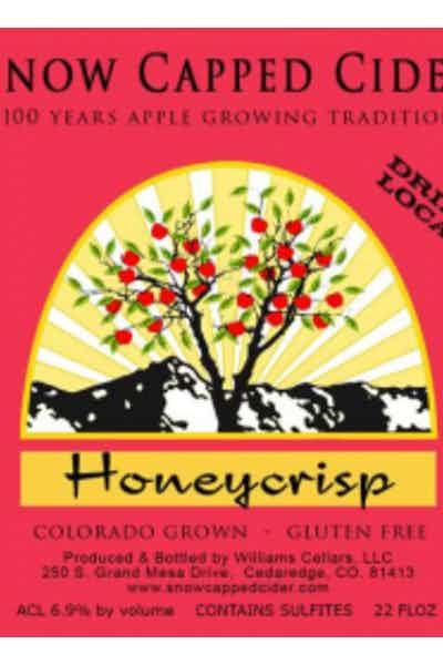 Snow Capped Honeycrisp Cider