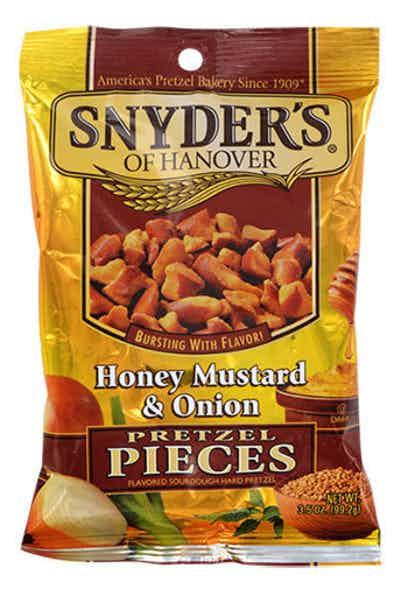 Snyder's Honey Mustard & Onion Pretzel Pieces