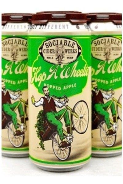 Sociable Cider Werks Hop-A-Wheelie