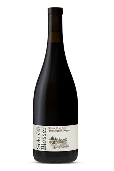 Sokol Blosser Estate Dundee Hills Pinot Noir